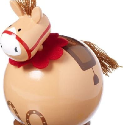 Pony money box