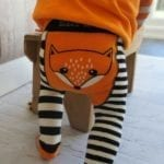 fox leggings