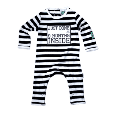 Baby grow 9 months inside